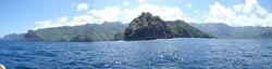 Leaving Taiohae, Nuku Hiva