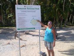 Suwarrow Cook Islands National Park