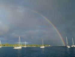 Rangiroa rainbow