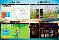 Mskip's Windows Phone 7 Theme for Windows Mobile 6/6.5 HUBS