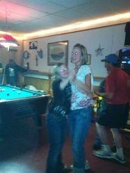 Jordan and Tasha Dancing the Night Away