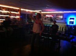 Tasha playing just dance