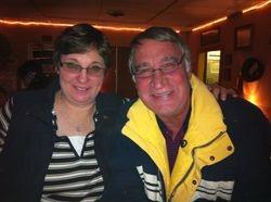 Gaylene and Ed