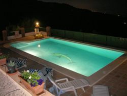 30 - Pool At Night