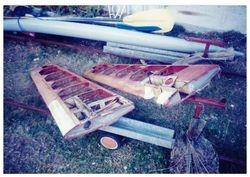 Dart tailplane