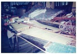 Kingy tailplane rebuild