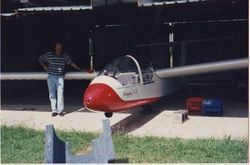 Slingsby T-53b  VH-GUB