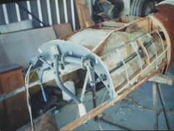 Dart Fuselage rebuild