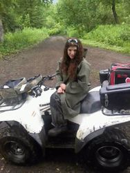 Four Wheeling in Alaska