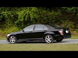 Mercedes S kl.