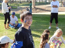 Benyamin's 13th birthday-Bar Mitzva