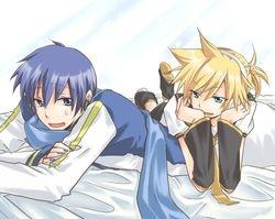 kaito and len