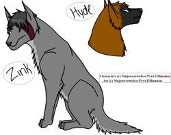 Hyde, Zink