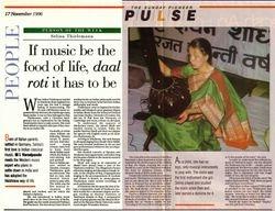 The Pioneer 17 November 1996