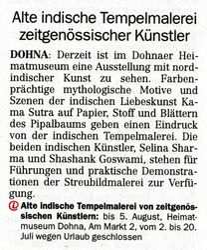 Dresdner Neueste Nachrichten 29 June 2006