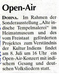 Wochenkurier 4 July 2007