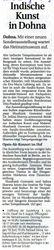 Saechsische Zeitung 9-10  June 2007