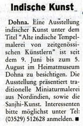 Pirnaer Rundschau 19 June 2007