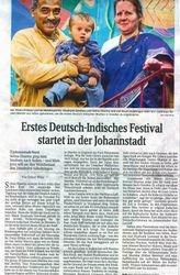 Saechsische Zeitung 31 May 2014