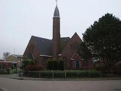 Gereformeerde kerk Holwerd