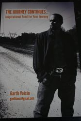 The Journey Continues, Garth Voisin
