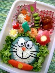 Doraemon Obento