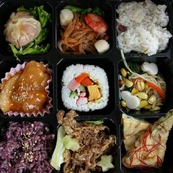 Nice Compartments Obento