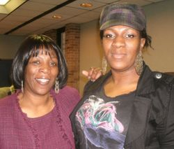 Gail Reaves and Daughter