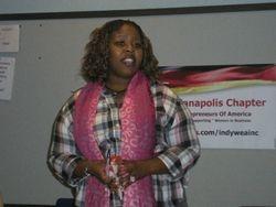 Executive Secretary (Indy Chapter)