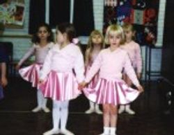 lucy at dance school