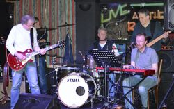 Live at The Grapes, Stafford