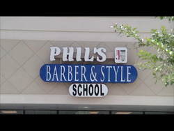 Phil's Barber and Style School