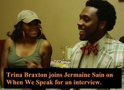 Trina Braxton Interview (photo 1)