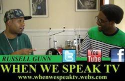 Russell Gunn on When We Speak