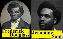 Jermaine Sain (Frederick Douglass)