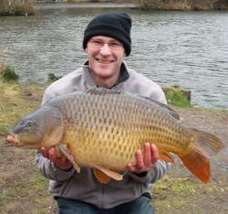 Edd Anthony (Carmarthen) 33lb 10oz PB!