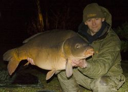 Keith Supple &Billy The Bear 32lb 1oz