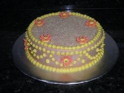 Thanksgiving Banana Cake 2