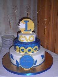 Highschool Reunion Cake