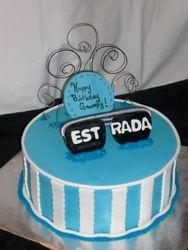 Personalized Birthday Cake