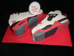 Jordans Replica Birthday Cake#2