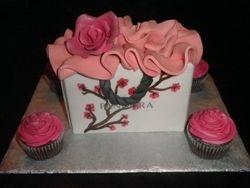 Pandora Gift Bag Birthday Cake