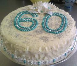 "Carrot Cake ""60th"""