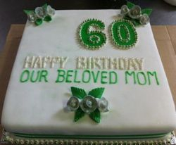 """60th"" Birthday"