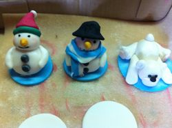 xmas toppers