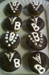 Bosses Day cupcakes