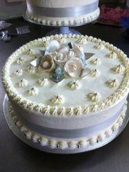 Blackforest wedding cake