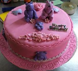 Teddies for 1st Birthday