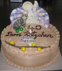 Dorn Kaetzchen Cake