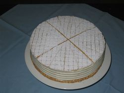 Creamcheese cake